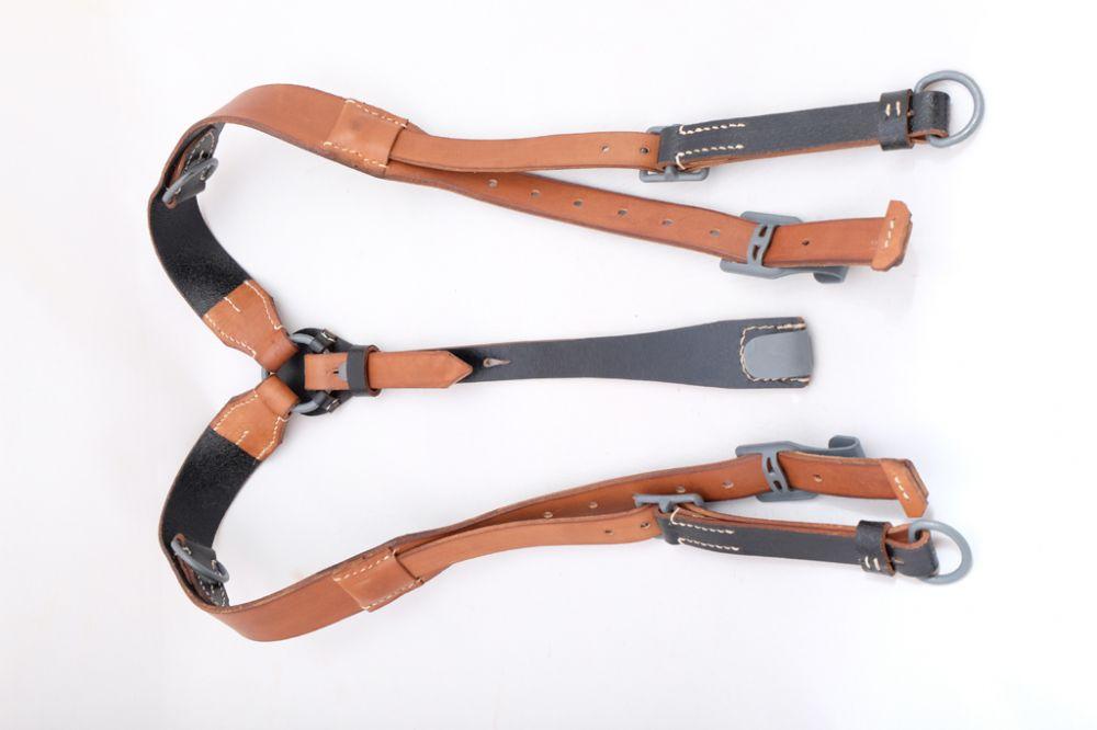 Combat Y-straps