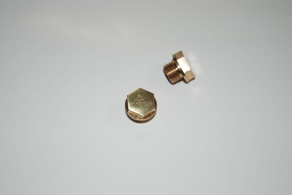 Oil cap M 14 x 1,5