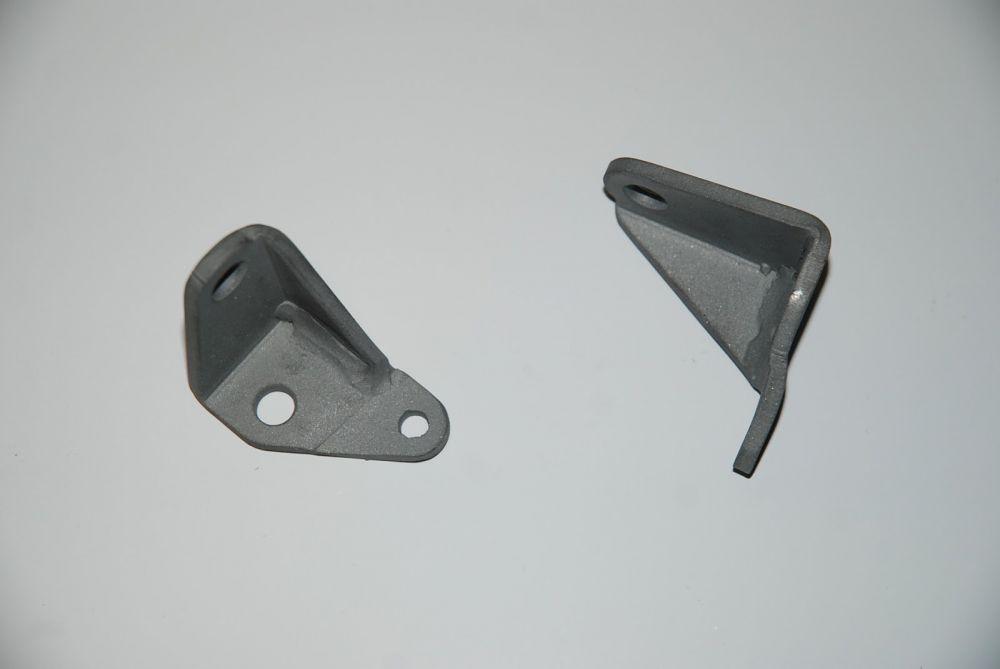 Seat spring mount