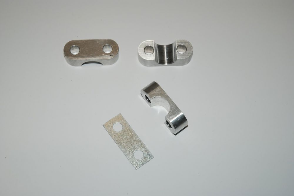 Clutch lever mount