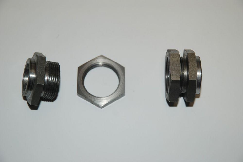 Rear wheel cast