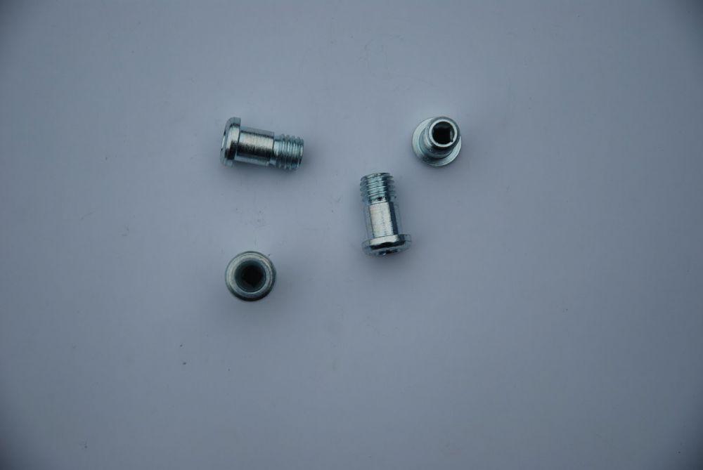 Tool box screw